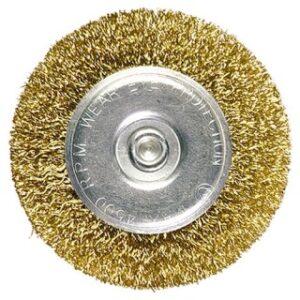 Щетки с металлической проволкой