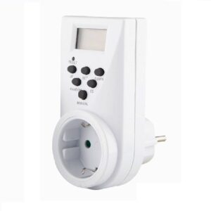 Таймер электронный для электроустановочных устройств